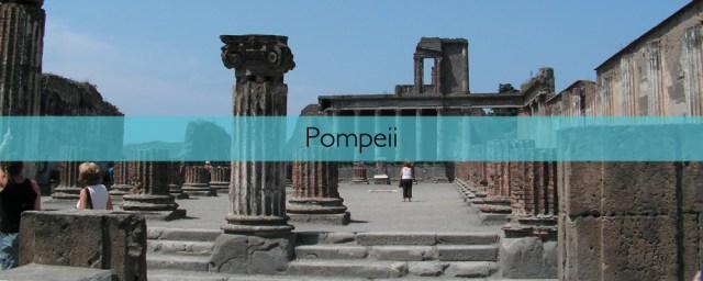 Europe - Italy - Pompeii - 01