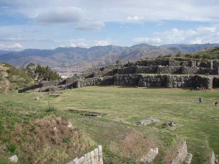 Sacsayhuaman - 05