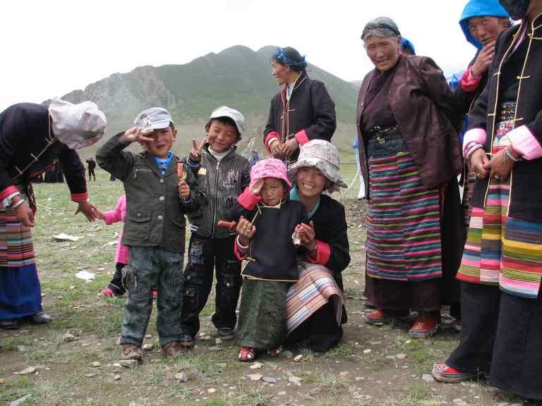 Lhasa to Gyantse
