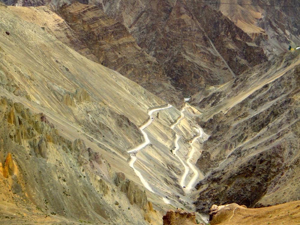 Road Ladakh