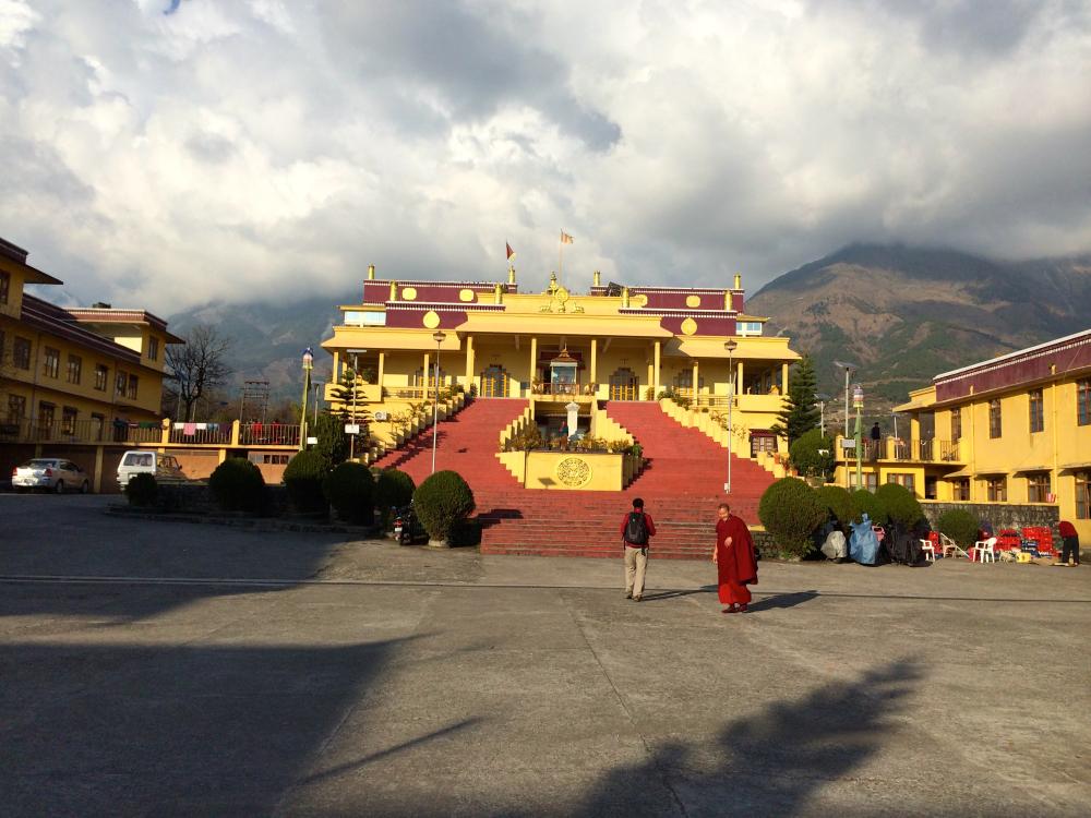 Gyuto Tantric Monastery, Dharamshala.