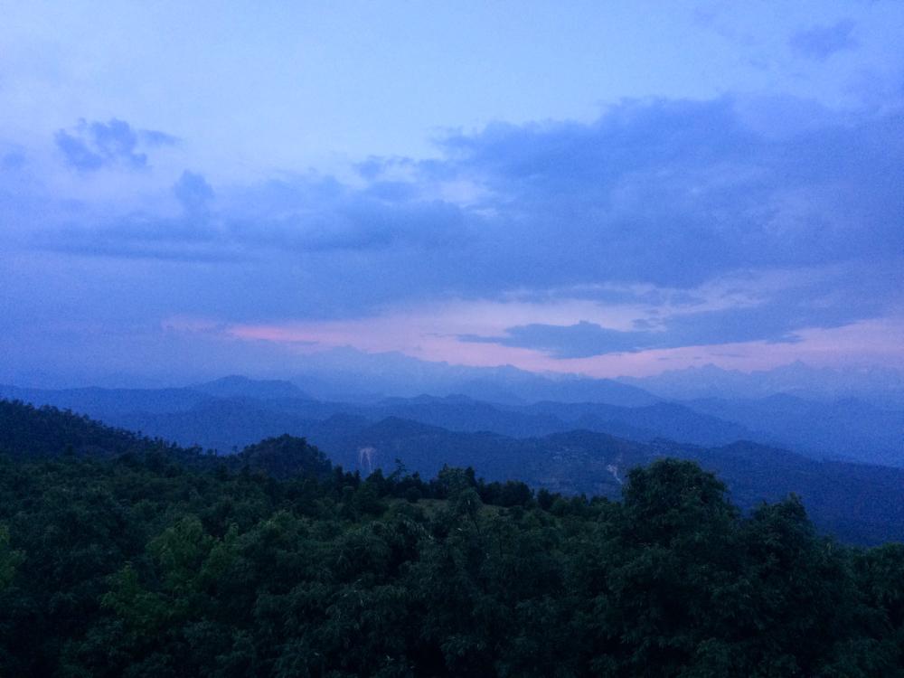 Mountain Views Kumaon