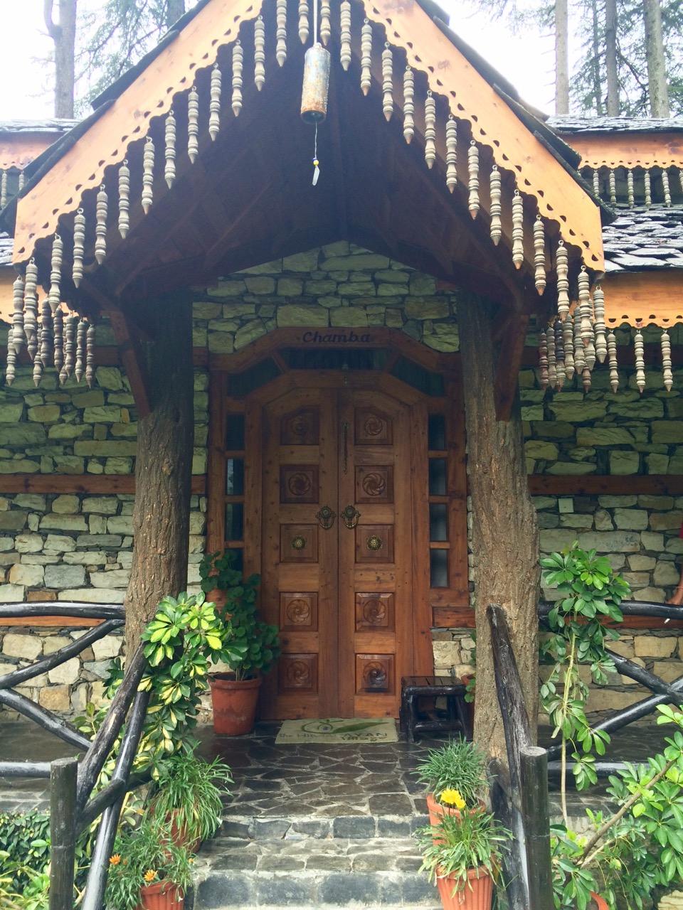 Cottage in Kasol
