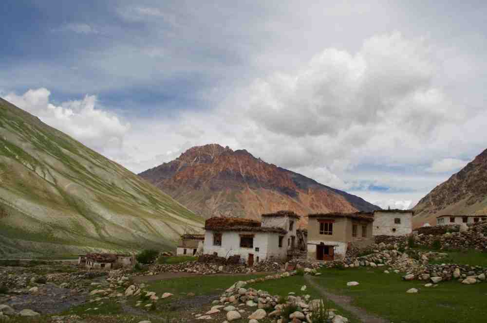Biggest village in all of Zanskar, Kargyak
