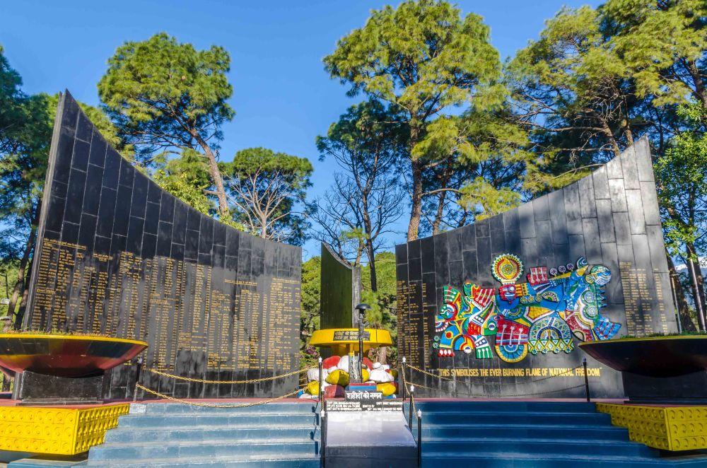 Kangra War Memorial