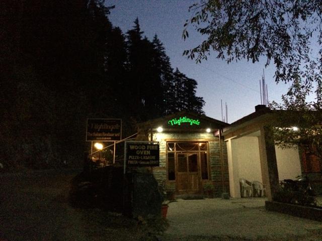Naggar cafe
