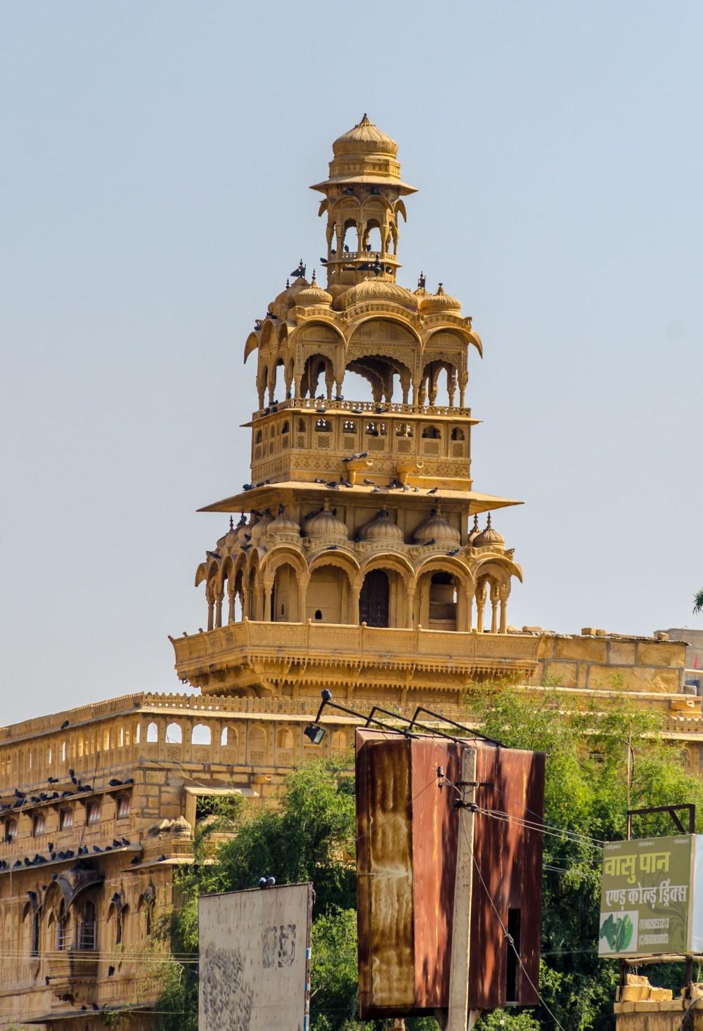 Mandir Palace Jaisalmer