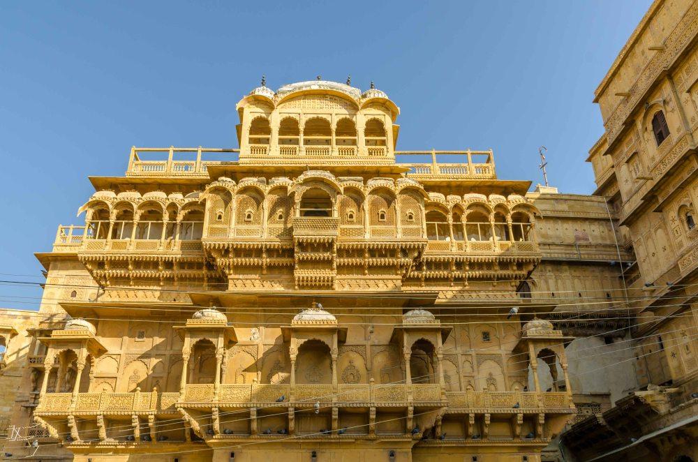 Streets of Jaisalmer