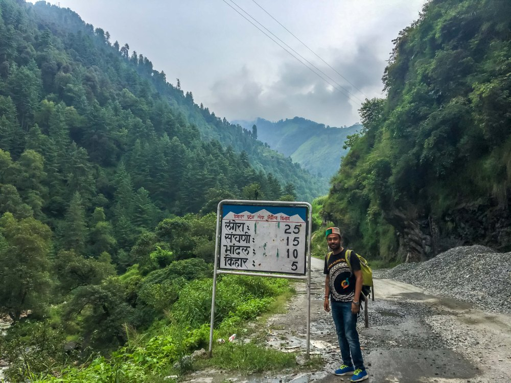 Chamba-Bhaderwah Road
