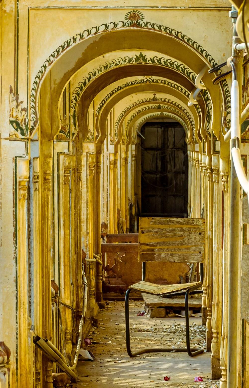 City Palace Alwar Pattern