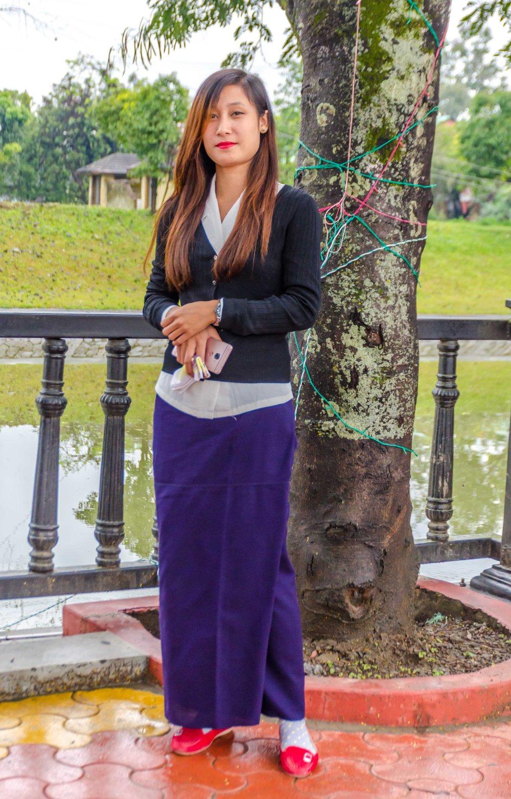 Portraits Manipur