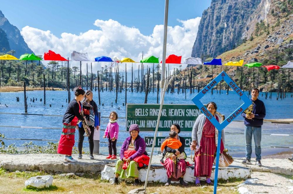 Shungatser Lake