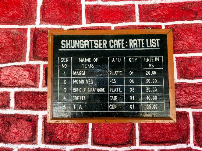 Shungatser Cafe