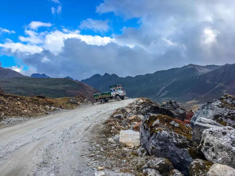 Tawang to Bumla
