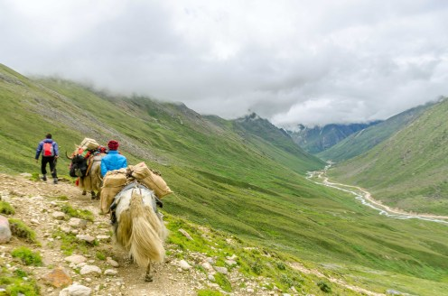 Lashar Valley