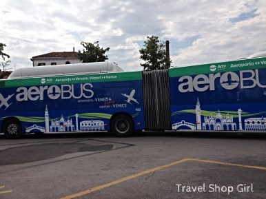 The price is the same for the AeroBus as it is for ATVO so if you have luggage, the ATVO might be the wiser option