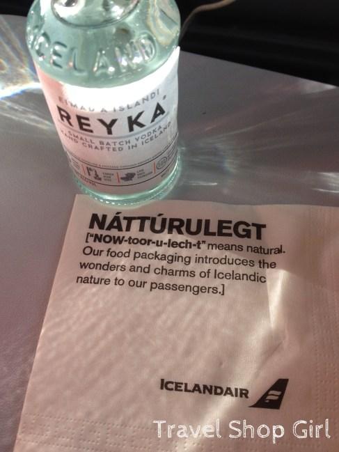 Economy Comfort on IcelandAir