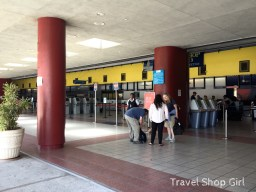Cyril E. King Airport - check in for the airlines is located outside of the airport