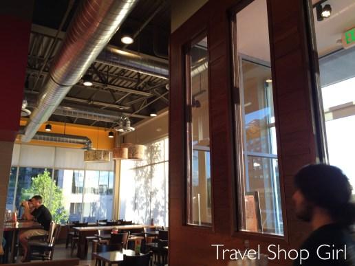 vegetarian dining in Denver