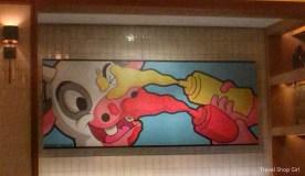Artwork at Holsteins