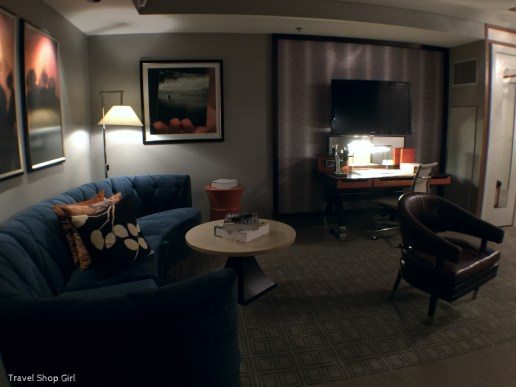 Cosmopolitan 2 Bedroom City Suite Concept Property terrace one bedroom at the cosmopolitan | las vegas | travel shop girl