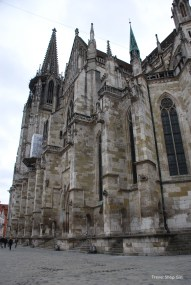 churches in Regensburg