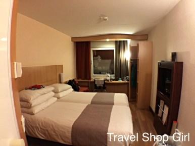 Hotel Review: ibis Amsterdam Centre Hotel Stopera