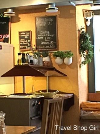 Vegetarian restaurant Stockholm