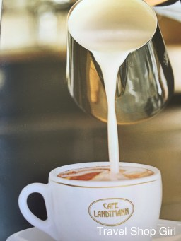 Café Landtmann's menu
