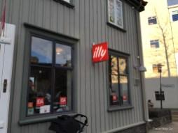 coffee in Reykjavik