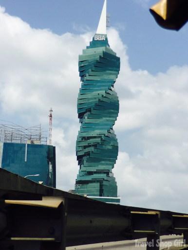 sightseeing in Panama City