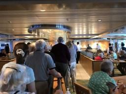 Palms Cafe deck 6