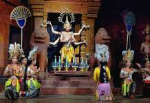 Какие шоу посмотреть в Паттайе