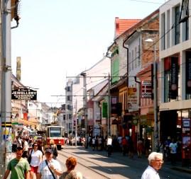Bratislava's New Town