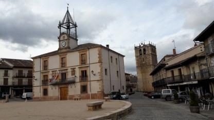 Riaza town hall