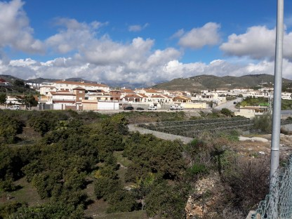 View over Torrox