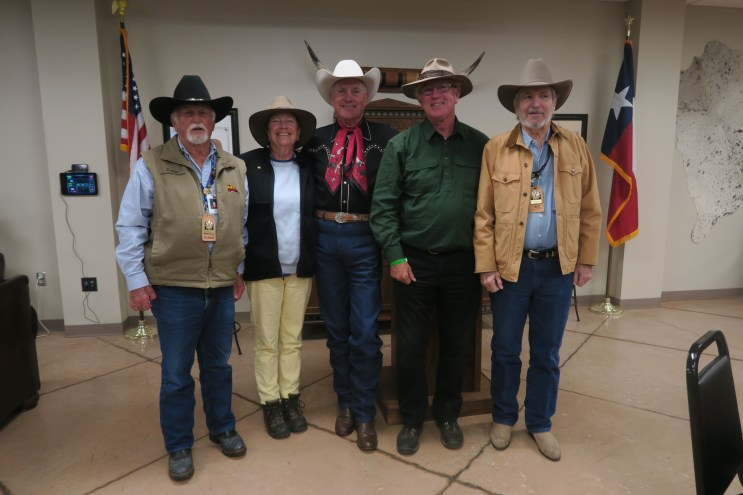 Rodeo International Committee
