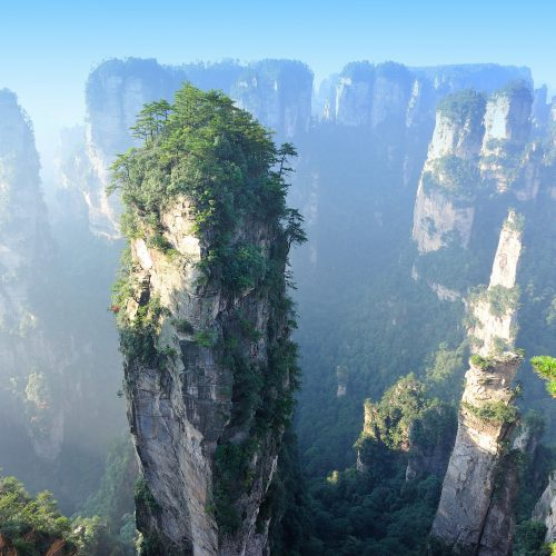 wulingyuan- avatar - Zhangjiajie - China-3