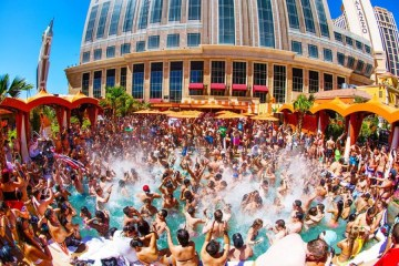 Venetian Pool Party Las Vegas