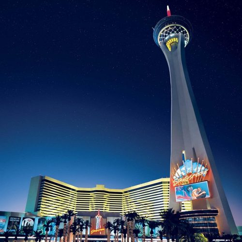The Stratosphere Hotel and Casino - Las Vegas