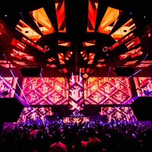 The Light Night Club at Mandalay Bay - Las Vegas