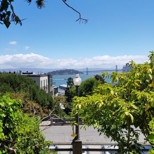 Filbert Steps - San Francisco - California