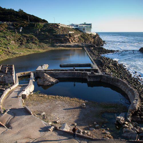 Sutro Bath - San Francisco - California