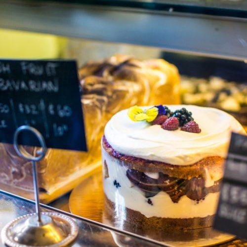 Tartine & Café San Francisco - Pastries