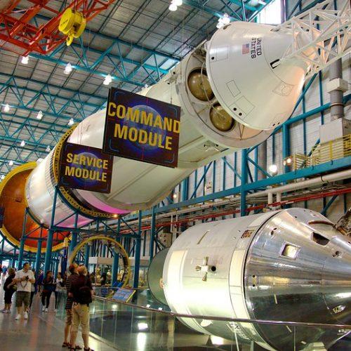 Kennedy Space Center - Orlando - Florida - NASA