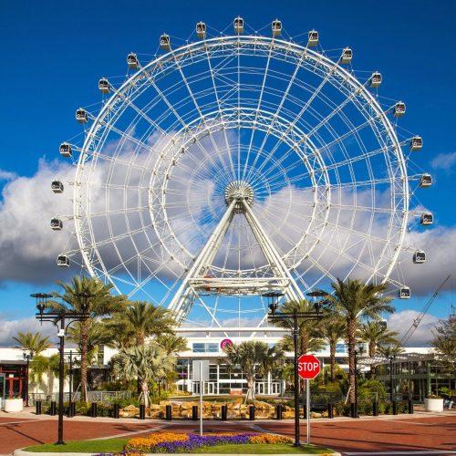 Coca-Cola Eye - Orlando - Florida - USA