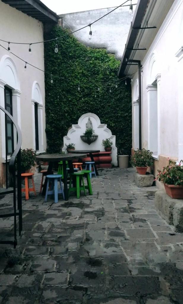 Image du Cucuruchos boutique hostel à Antigua Guatemala