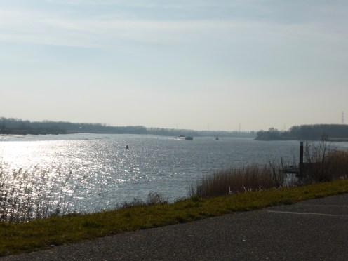 River Schelde.
