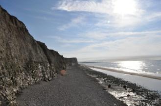 Cliffs, coast, france