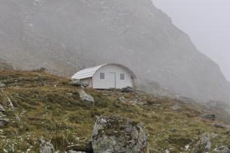 Hut, mountains, Romania